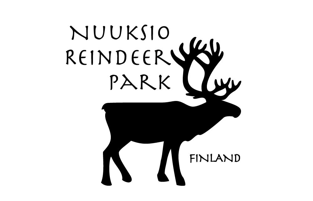Nuuksio poropuisto logo